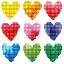 Diamond Dotz Love Rainbow - Needleart World