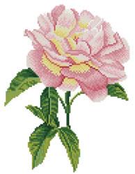 Diamond Dotz Pink Rose - Needleart World
