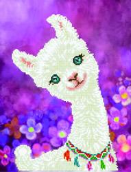 Diamond Dotz Lulu Llama - Needleart World