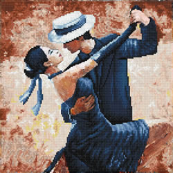 Diamond Dotz Tango Passion - Needleart World