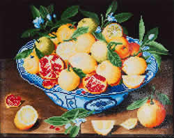 Diamond Dotz Still Life with Lemons (Hulzdonck) - Needleart World