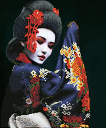 Diamond Dotz Kyoto Beauty - Needleart World
