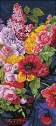 Diamond Dotz Romantic Bouquet - Needleart World