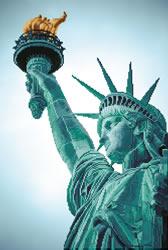 Diamond Dotz Statue of Liberty - Needleart World