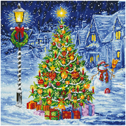 Diamond Dotz Oh Christmas Tree - Needleart World