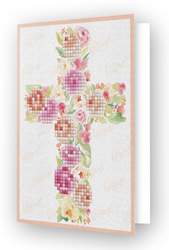 Diamond Dotz Greeting Card Blessings - Needleart World