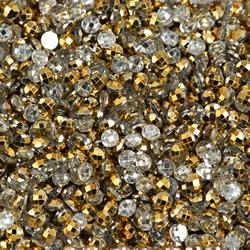 Diamond Dotz 12 g x 2.8mm DOTZ - Red Gold Metallic - Needleart World