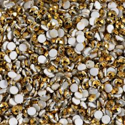 Diamond Dotz 12 g x 2.8mm DOTZ - Dark Gold  Metallic - Needleart World