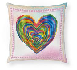 Diamond Dotz Love Rest Mini Pillow - Needleart World