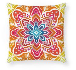 Diamond Dotz Summer Sparkle Mini Pillow - Needleart World