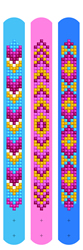 Diamond Dotz Dotzies 3 Bracelets Multi Pack - Waves - Needleart World