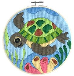 Longstitch kit Ocean Baby - Needleart World