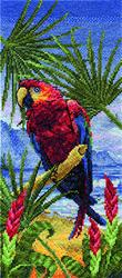 Borduurpakket Palm Heaven - PANNA