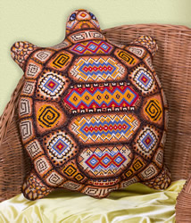 Cross stitch kit Tortoise - PANNA