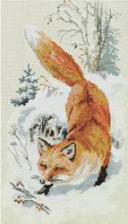 Borduurpakket In Freshly Fallen Snow - PANNA