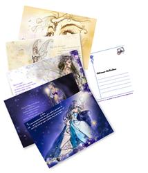 5 Postcards Laura G. Lattuada - Passione Ricamo