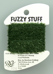 Fuzzy Stuff Tree Green - Rainbow Gallery