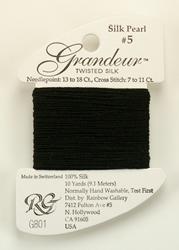 Grandeur Black - Rainbow Gallery