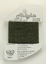 Hi-Lights Dark Gray - Rainbow Gallery
