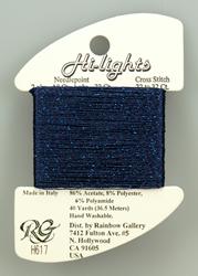 Hi-Lights Midnight Blue - Rainbow Gallery