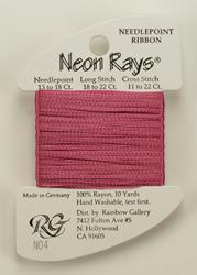 Neon Rays Mauve - Rainbow Gallery
