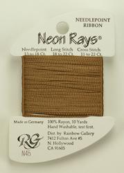 Neon Rays Medium Smoke Brown - Rainbow Gallery