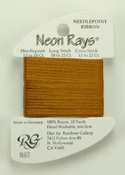 Neon Rays Honey Gold - Rainbow Gallery