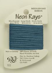 Neon Rays Wedgwood - Rainbow Gallery