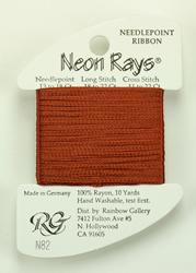 Neon Rays Cinnamon - Rainbow Gallery