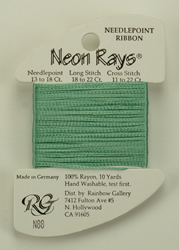 Neon Rays Lite jade - Rainbow Gallery