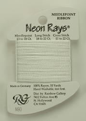 Neon Rays Platinum - Rainbow Gallery