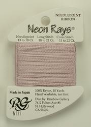 Neon Rays Lite Antique Rose - Rainbow Gallery