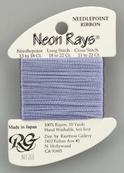 Neon Rays Iris - Rainbow Gallery