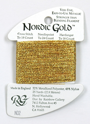 Nordic Gold Gold - Rainbow Gallery