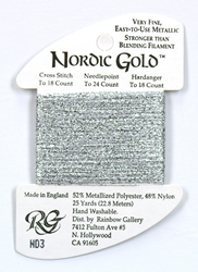 Nordic Gold Silver - Rainbow Gallery
