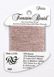 Petite Treasure Braid Powder Pink - Rainbow Gallery