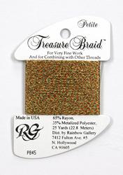 Petite Treasure Braid Christmas - Rainbow Gallery
