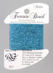 Petite Treasure Braid Agaen Blue - Rainbow Gallery