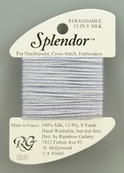 Splendor Pale Blue Violet - Rainbow Gallery