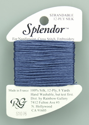 Splendor Dark Blue Violet - Rainbow Gallery