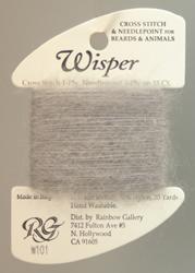 Wisper Pale Grey - Rainbow Gallery