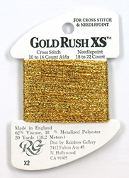 Gold Rush Gold - Rainbow Gallery