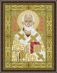 Borduurpakket St. Nicholas the Wonderworker - RIOLIS