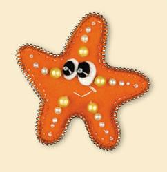 Handwerkpakket Starfish - RIOLIS