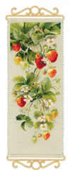 Borduurpakket Strawberry - RIOLIS