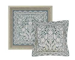 Borduurpakket Cushion - Pannel Viennese Lace - RIOLIS