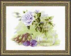 Cross stitch kit Sweet Figs - RIOLIS