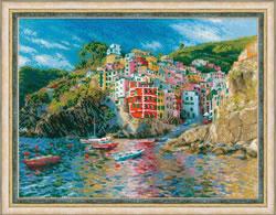 Borduurpakket Liguria - RIOLIS