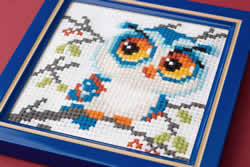 Borduurpakket Scops Owl - RIOLIS