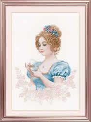 Borduurpakket Afternoon Tea Club - RIOLIS